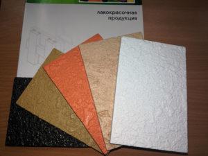Фиброцементные фасадные панели с текстурой «Перламутровый блеск»