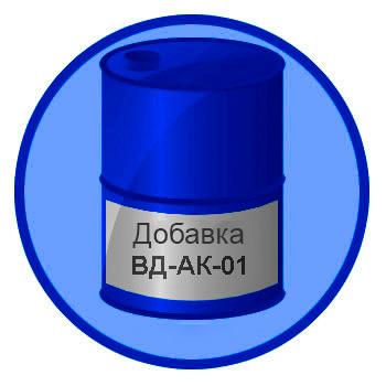 Зимняя добавка в краски Морозко ВД-АК-001