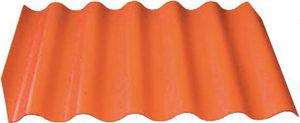 Лист Волнаколор оранжевый